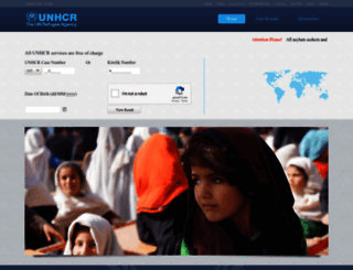 results.unhcr.org.tr screenshot