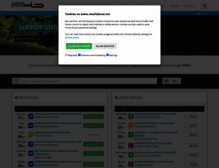 resultsbase.net screenshot