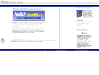 resultset.com screenshot