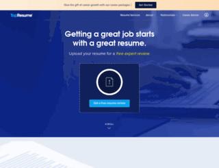 resumepal.com screenshot
