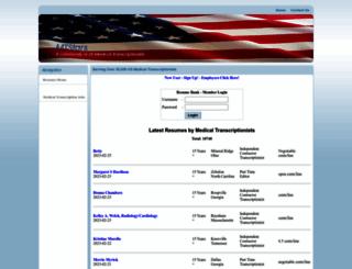 resumes.mtstars.com screenshot
