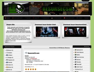 resursecs.com screenshot