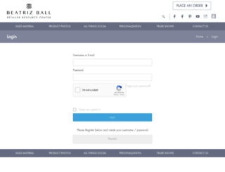 retail.beatrizball.com screenshot
