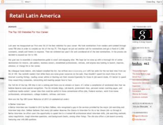 retailchile.blogspot.hu screenshot