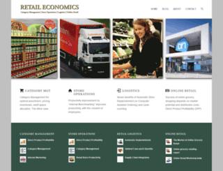retaileconomics.com screenshot