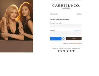 retailers.gabrielny.com screenshot