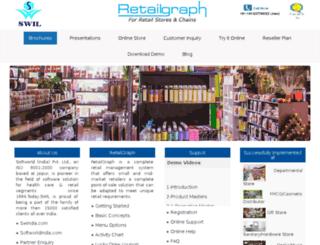 retailgraph.com screenshot
