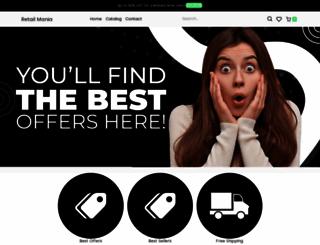 retailmania.net screenshot