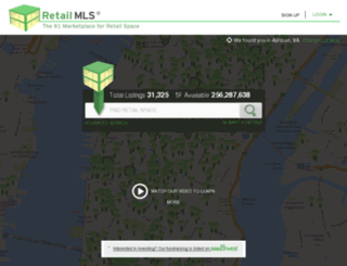 retailmls.com screenshot