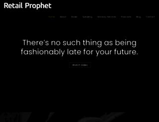 retailprophet.com screenshot