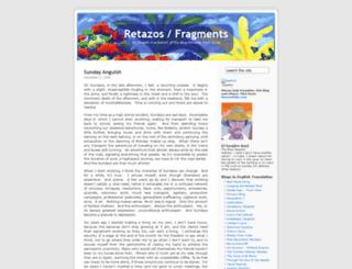 retazosen.wordpress.com screenshot