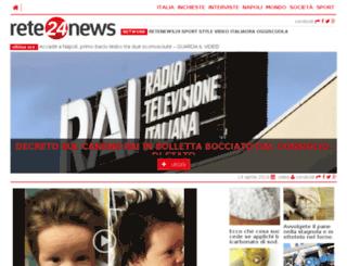 rete24news.it screenshot