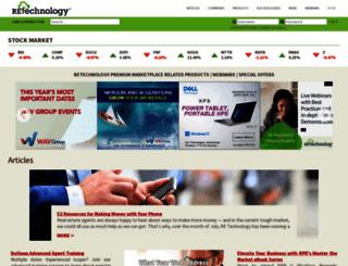 retechnology.com screenshot
