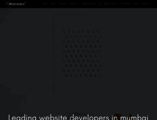reternetics.com screenshot