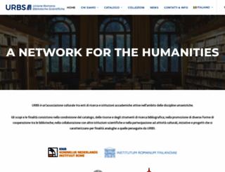 reteurbs.org screenshot