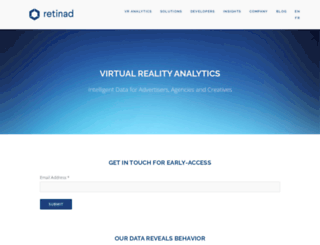 retinadvr.com screenshot