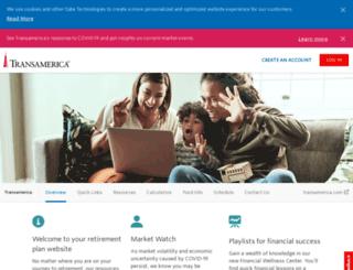 retirementprogram.trinity-health.org screenshot