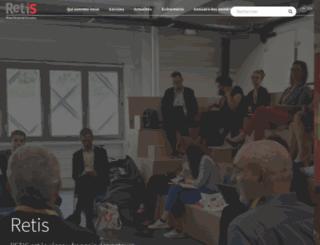 retis-innovation.fr screenshot