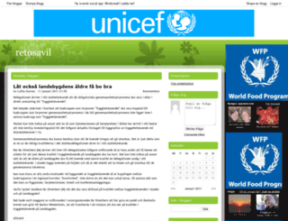 retosavil.bloggplatsen.se screenshot