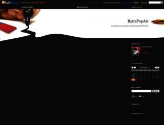 retrapopart.fullblog.com.ar screenshot