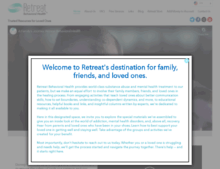 retreat-lc.com screenshot