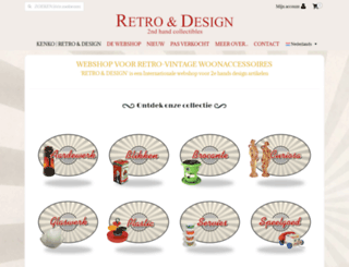 retro-en-design.nl screenshot