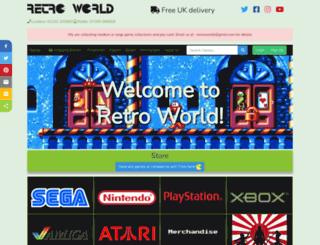 retro-world-games.com screenshot