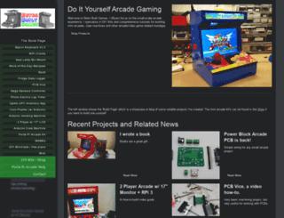 retrobuiltgames.com screenshot