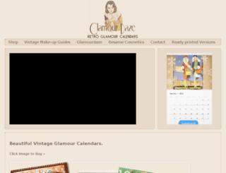retrocalendar.com screenshot