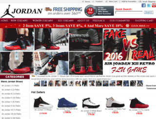 retrojordansforsale.com screenshot