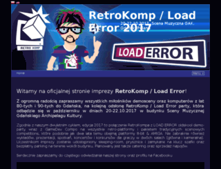 retrokomp.org screenshot