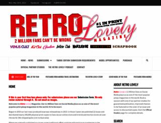 retrolovely.com screenshot