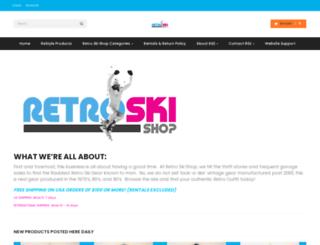 retroskishop.com screenshot
