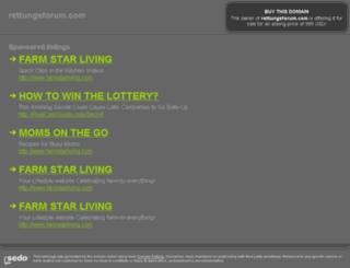 rettungsforum.com screenshot