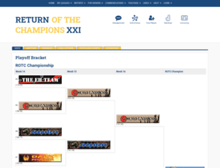returnofthechampions.com screenshot