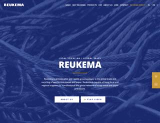 reukema.com screenshot