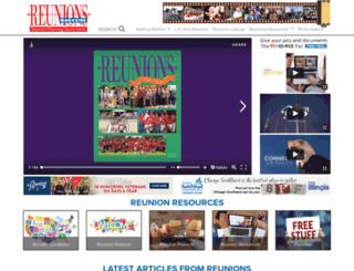 reunionsmag.com screenshot