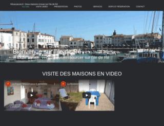 revacances.fr screenshot