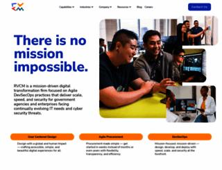 revacomm.com screenshot