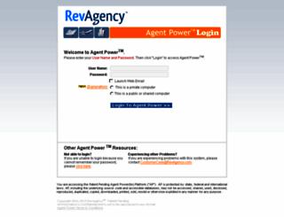 revagency.net screenshot
