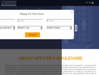 revantaofficersboulevard.com screenshot