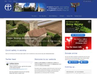 revdgreen.org.uk screenshot