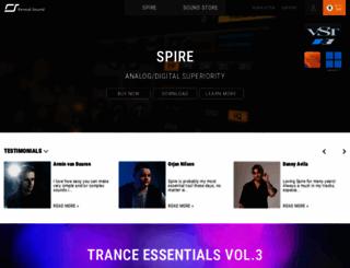 reveal-sound.com screenshot