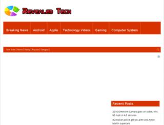 revealedtech.com screenshot