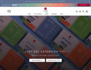 revelnail.com screenshot