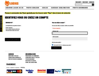 revendeur.looxis.fr screenshot