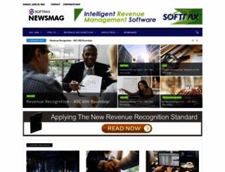revenuerecognition.com screenshot