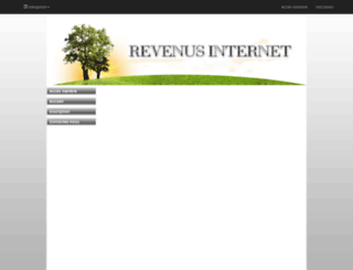 revenus-internet.promety.net screenshot