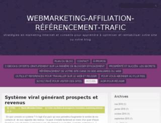 revenus-marketing.net screenshot