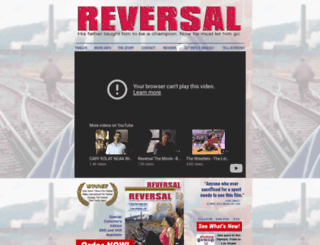 reversalthemovie.com screenshot